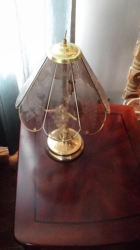Strange Lamp